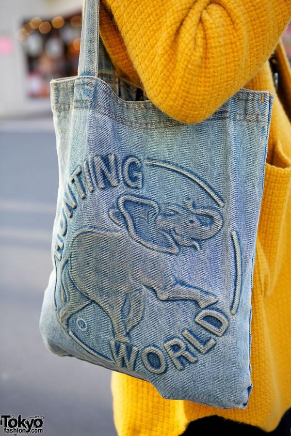 Hunting world bag