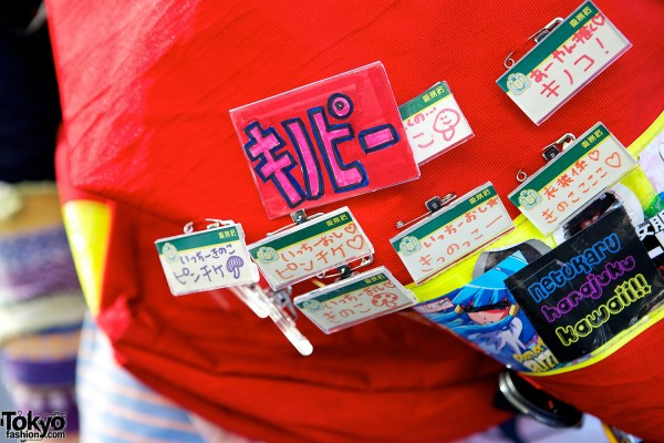 Colorful Harajuku Pins