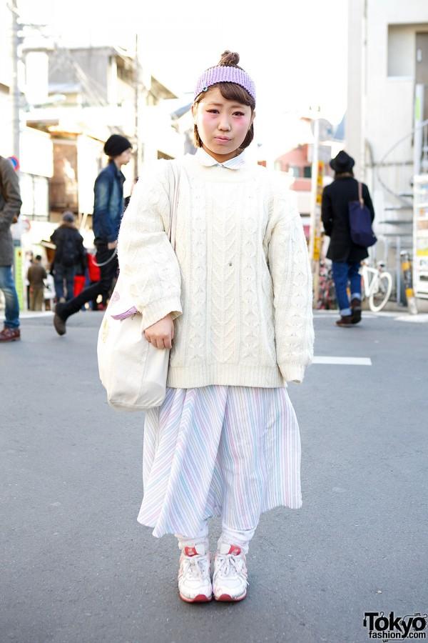 Cute Harajuku Fashion & Makeup