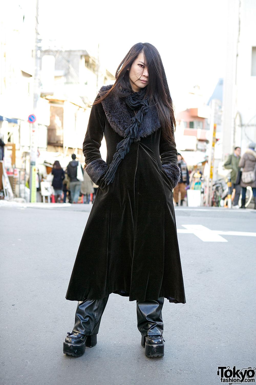Gothic Harajuku Fashion