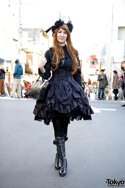 [mouvement] Gothique TK-2013-01-20-019-001-Harajuku