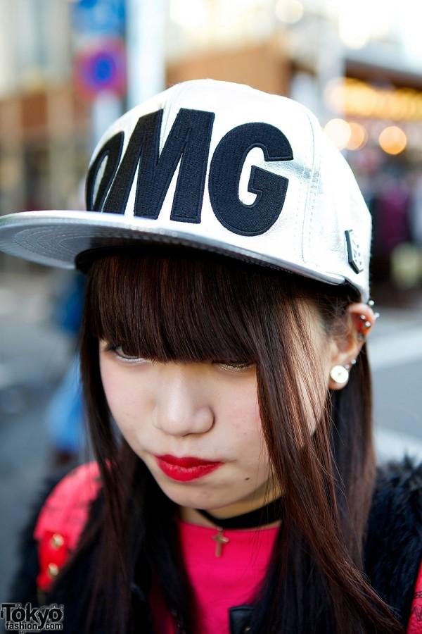 OMG cap