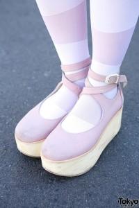 Tokyo Bopper rocking horse shoes