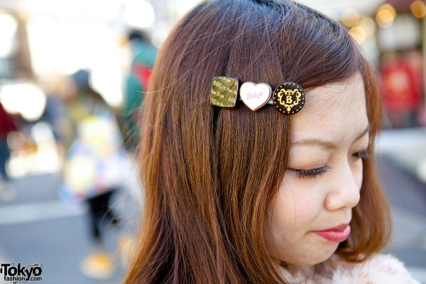 Baby The Stars Shine Bright hair pin