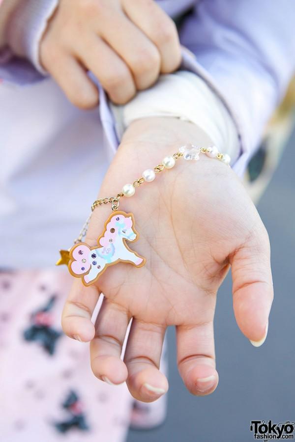 Pony bracelet