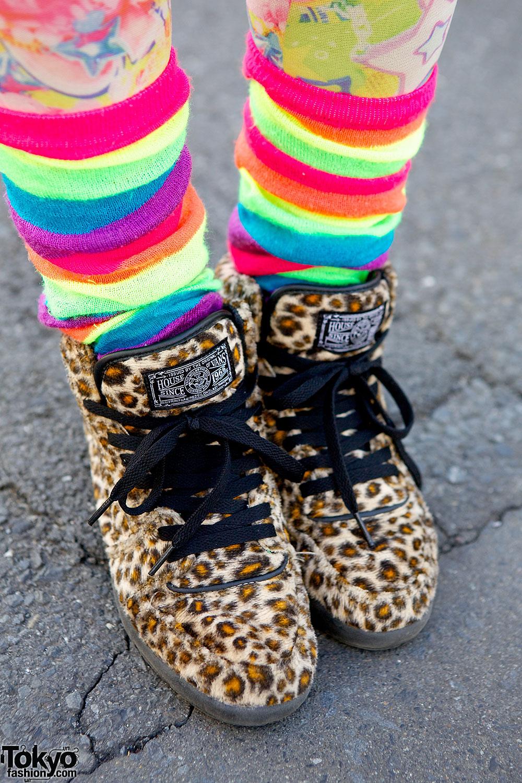 6 Dokidoki Romper Milklim Leopard Sneakers Amp Hair Snake