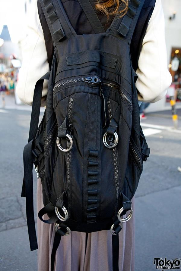 Okiraku backpack