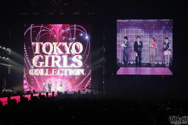 Fashion Festa at Tokyo Girls Collection 2013 SS