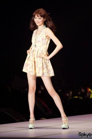 Liz Lisa at Tokyo Girls Collection 2013 SS