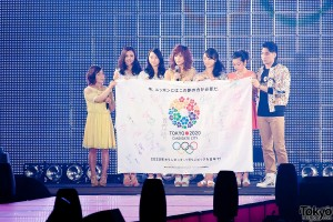 2020 Olympics at Tokyo Girls Collection 2013 SS