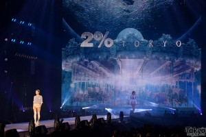 2 Percent Tokyo at Tokyo Girls Collection 2013 SS