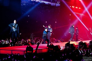 Generations Exile Tribe at Tokyo Girls Collection 2013 SS