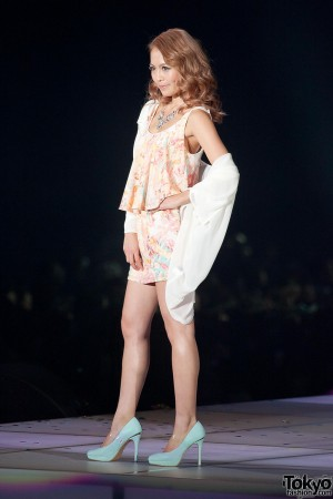 Sheltter Tokyo at Tokyo Girls Collection 2013 SS