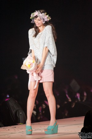 Limited Edition Vivayou at Tokyo Girls Collection 2013 SS