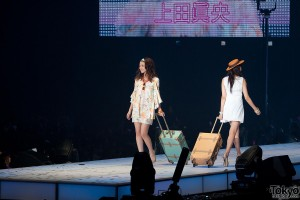 Actus Colors at Tokyo Girls Collection 2013 SS