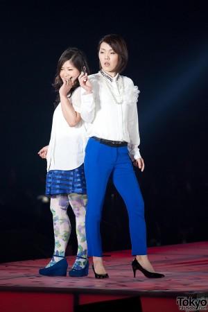 Kose at Tokyo Girls Collection 2013 SS