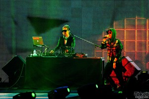 M-Flo x Ms OOJA at Tokyo Girls Collection 2013 SS