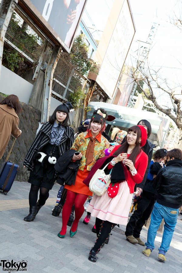 Harajuku Fashion Walk 15 (2)