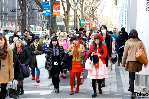 Harajuku Fashion Walk 15 (28)
