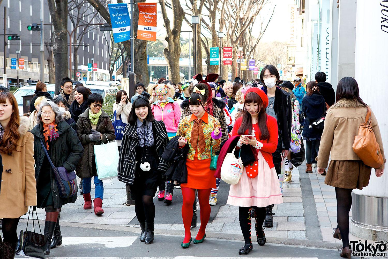 Tokyo Style Hair Newhairstylesformen2014 Com