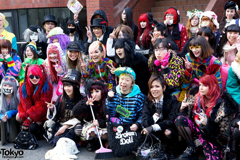 Harajuku Fashion Walk 15 55 Tokyo Fashion News