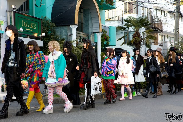 Harajuku Fashion Walk 15 (61)