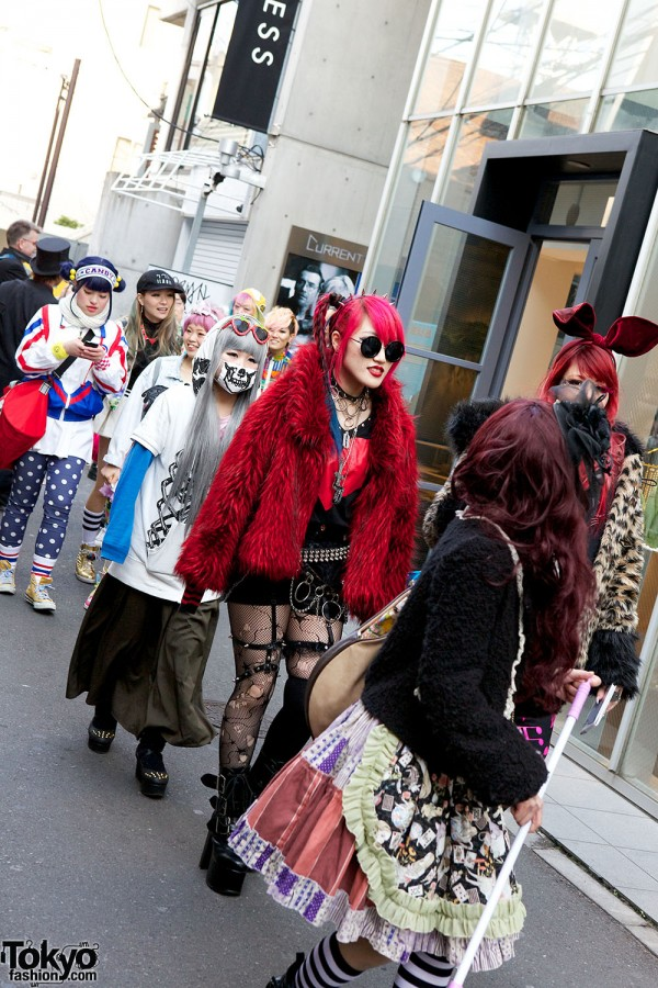 Harajuku Fashion Walk 15 (67)