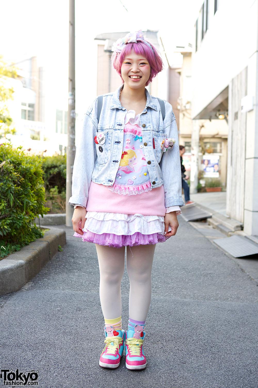 Harajuku Fashion Walk #15 Street Snaps