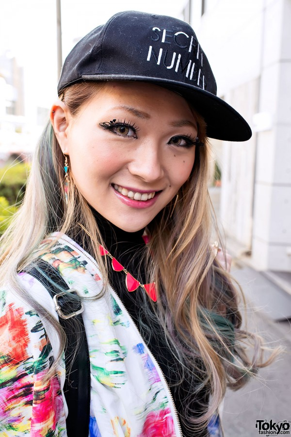 Harajuku Fashion Walk Street Snaps (26)