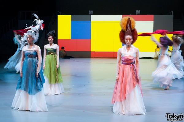 Splash International Japanese Hair Show 2013 (7)