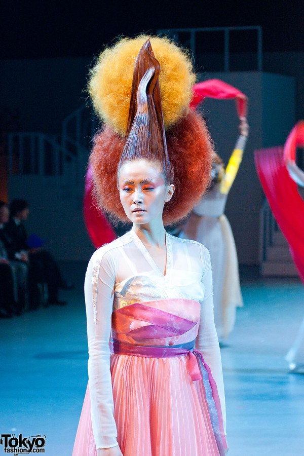 Splash International Japanese Hair Show 2013 (8)