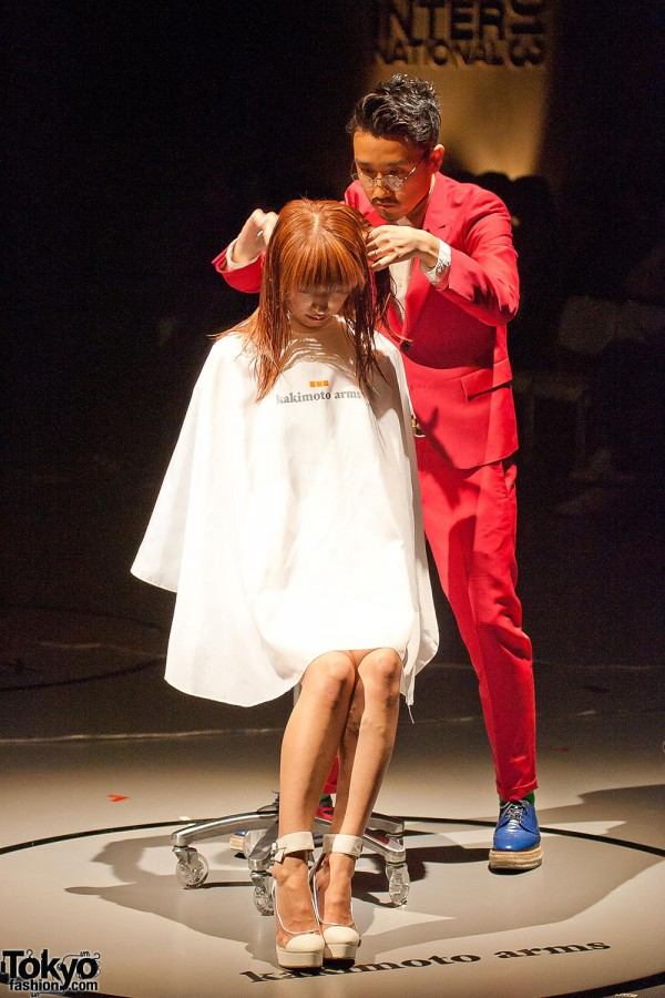 Splash International Japanese Hair Show 2013 (12)