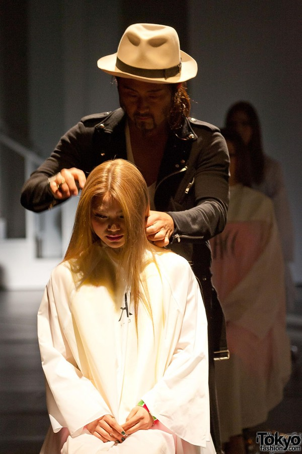 Splash International Japanese Hair Show 2013 (14)