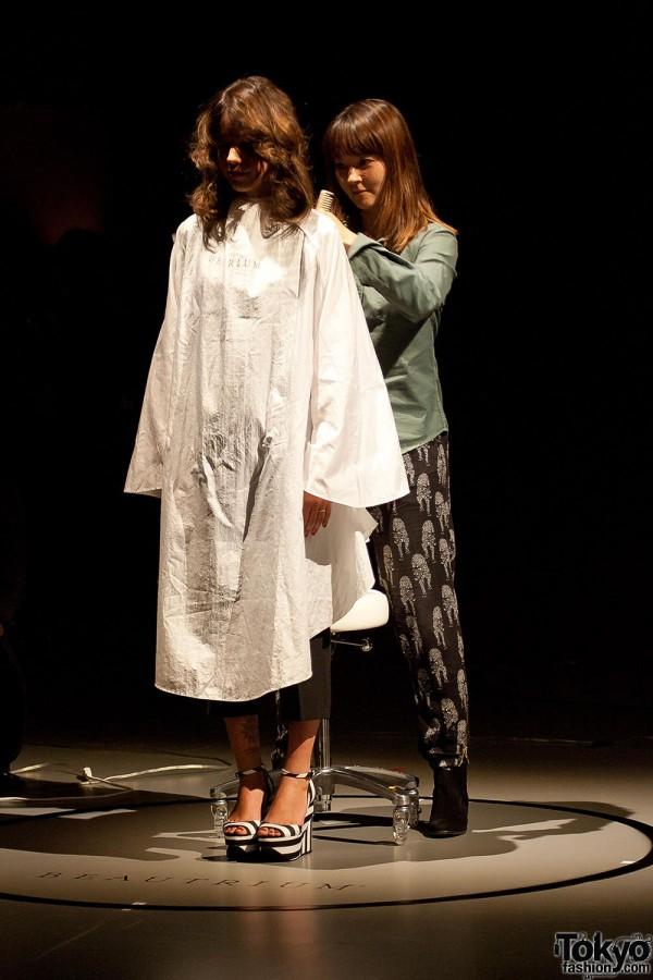Splash International Japanese Hair Show 2013 (15)