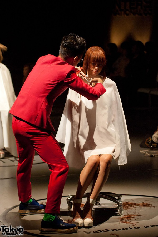Splash International Japanese Hair Show 2013 (19)