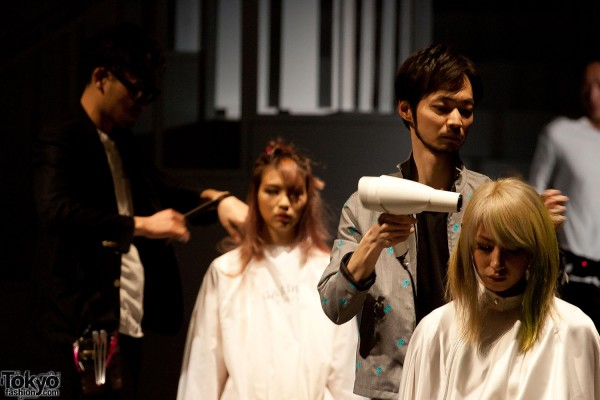 Splash International Japanese Hair Show 2013 (21)