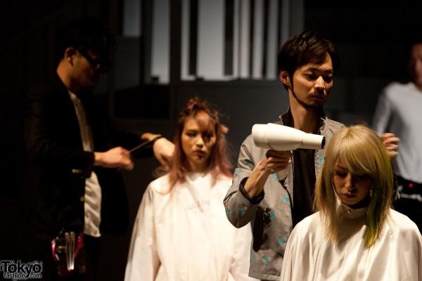 Splash International Japanese Hair Show 2013 (21)