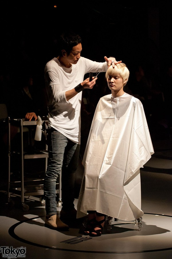Splash International Japanese Hair Show 2013 (22)