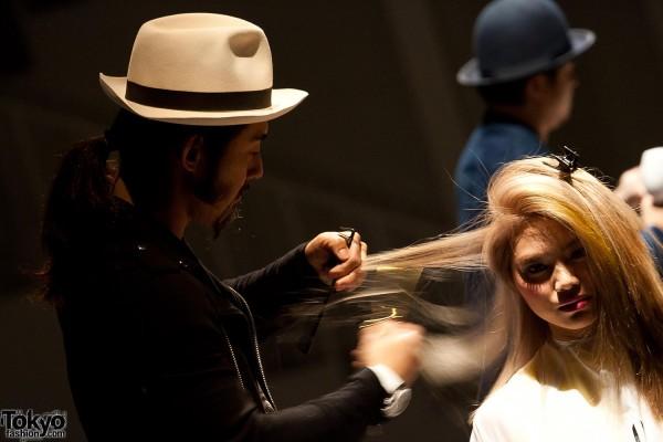 Splash International Japanese Hair Show 2013 (24)