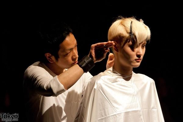 Splash International Japanese Hair Show 2013 (25)