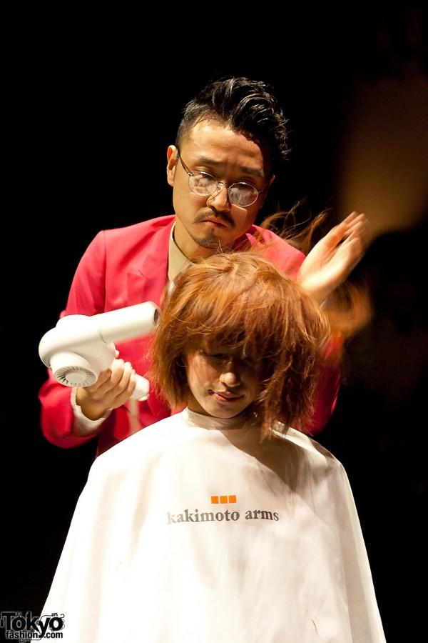 Splash International Japanese Hair Show 2013 (27)