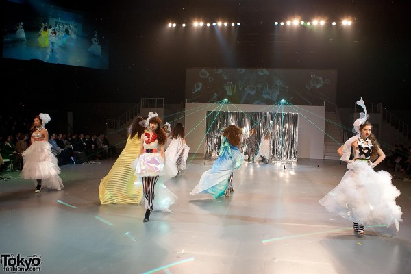 Splash International Japanese Hair Show 2013 (101)