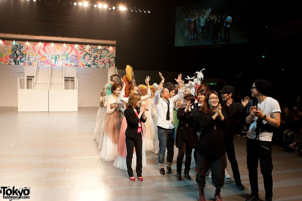 Splash International Japanese Hair Show 2013