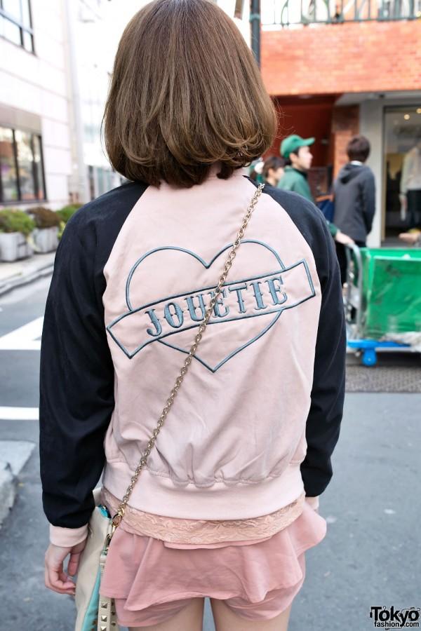 Jouetie Jacket in Harajuku