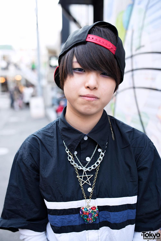 Harajuku Girls In Modern Streetwear Style W Boy London
