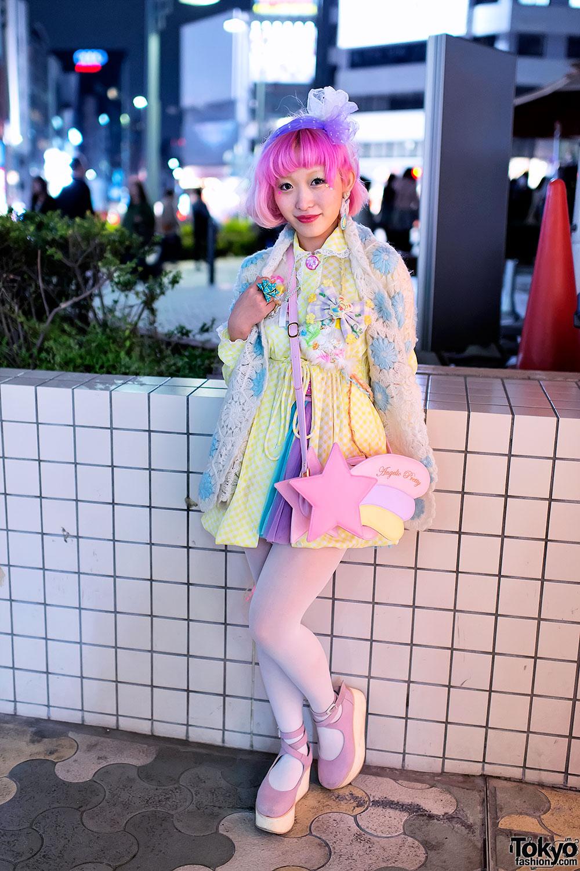 Harajuku Kawaii Experience: Kumamiki W/ Pink Hair, Party Baby, SPANK! & Angelic Pretty