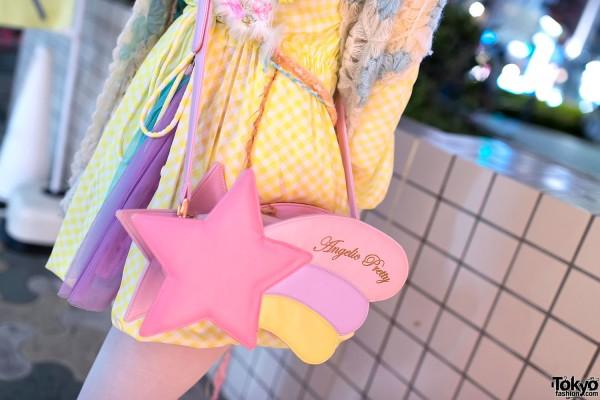 Angelic Pretty Shooting Star Bag