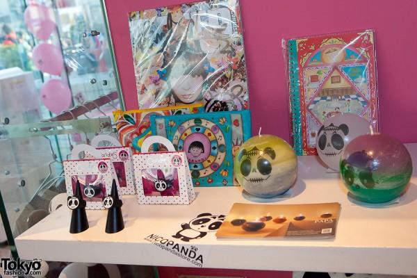 Nicopanda Harajuku Popup Shop
