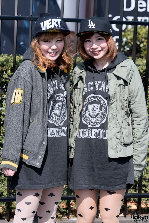 Tokyo Girls Collection Street Snaps 2013 S/S (13)