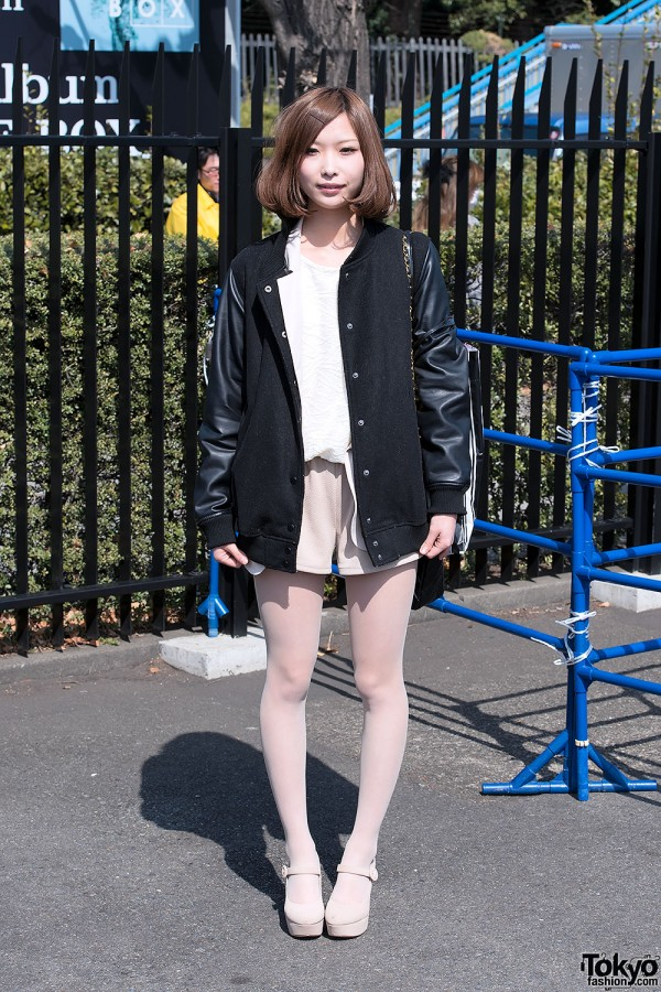 Tokyo Girls Collection Street Snaps 2013 S/S (14)